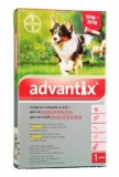 Advantix Spot On 1x2,5ml pro psy 10-25kg (1 pipeta)