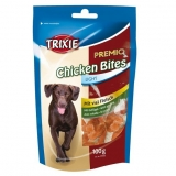 Trixie Premio CHICKEN BITS light - kuřecí špalík 100g