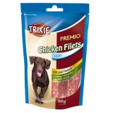 Trixie Premio CHICKEN FILETS light - kuřecí filet 100g