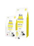 Brit Care Dog Mini Grain Free Adult Lamb 400g