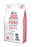 Brit Care Dog Mini Grain Free Puppy Lamb 2kg
