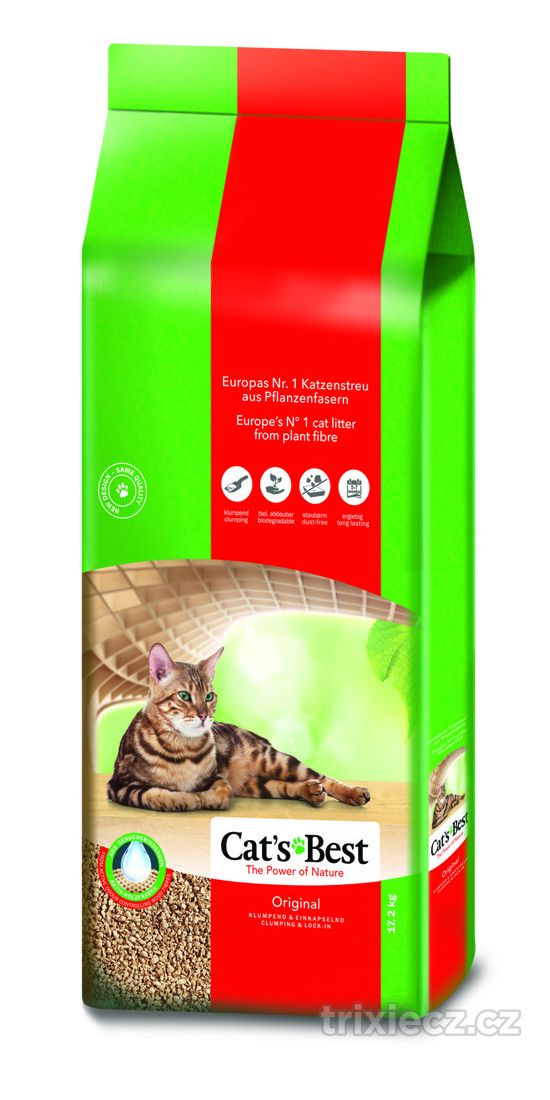Cat Best 40l eco