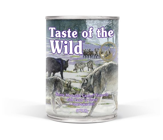 Taste of the Wild Sierra Mountain Canine 390 g