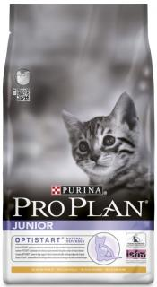 Purina Pro Plan Junior kuře 10 kg