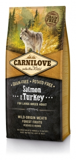 Carnilove Lamb & Wild Board for Adult 1,5kg