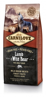 Carnilove Salmon & Turkey for Large Breed Adult 1,5kg