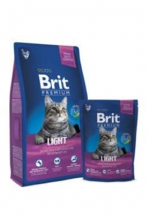 Brit Premium Cat Light 8 kg
