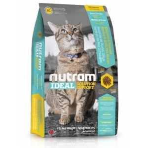Nutram Ideal Indoor Cat 6,8kg