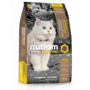 Nutram Total Grain Free Salmon Trout Cat 6,8kg
