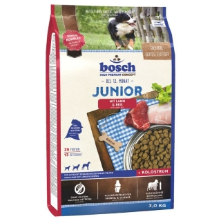 BOSCH HPC Junior Lamb&Rice 15kg