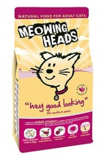 MEOWING HEADS Hey Good Looking 4kg