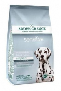Arden Grange Dog Adult Sensit.Ocean Fish & Potato 12kg