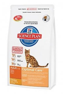 Hill's Feline Dry Adult Chicken 10kg