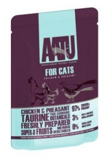 AATU Cat Chicken n Pheasant kaps. 85g