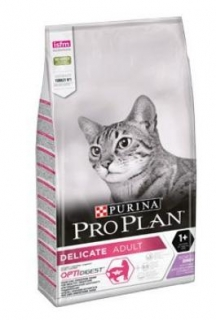 ProPlan Cat Delicate Turkey 10kg