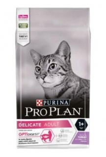 ProPlan Cat Delicate Turkey 1,5kg