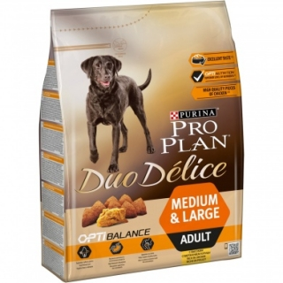 Purina Pro Plan Duo Delice Adult Chicken 2,5kg